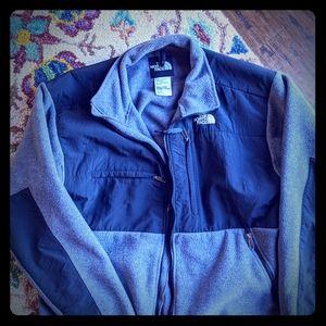 The North Face Denali Fleece jacket.